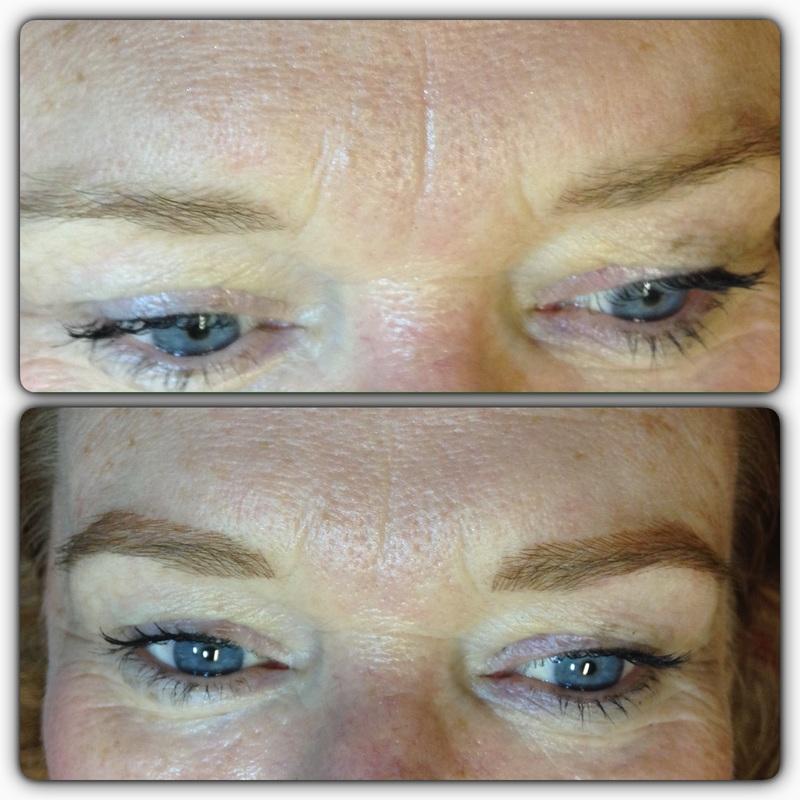 Eyebrow Extensions White Smile Glam Lash
